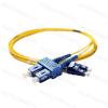 Legrand 032604 patch kábel optika OS1/OS2 (UPC) monomódusú SC/LC duplex 9/125um LSZH (LSOH) sárga 2 méter LCS3