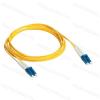 Legrand 032606 patch kábel optika OS1/OS2 (UPC) monomódusú LC/LC duplex 9/125um LSZH (LSOH) sárga 1 méter LCS3