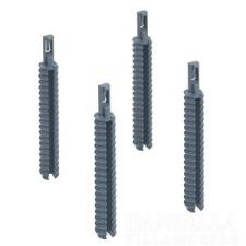 LEGRAND 4db-os csavar szett, max 250 mm magasságig, univerzális betondobozhoz barkácsolás, csiszolás, rögzítés