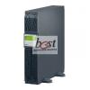 LEGRAND DAKER DK szünetmentes torony/rack 1kVA, 6x C13 kimenet, USB + RS232 SNMP szlot online kettős konverzió
