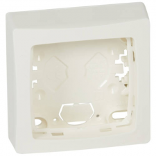 LEGRAND Oteo falon kívüli egyes keret fehér villanyszerelés