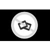 LEGRAND Valena Life TV aljzat, végzáró, 10 dB fehér