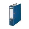 Leitz 180 iratrendező, 80mm, kék