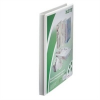 Leitz 4 gyűrűs dosszié maxi PP 30 mm, A4, fehér