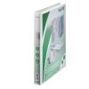 Leitz 4 gyűrűs dosszié maxi PP 38 mm, A4, fehér