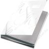 Leitz Aláírókönyv, A4, 18 részes, karton, LEITZ, fehér (E57450001)