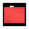 Leitz Alpha lefűzős függőmappa, piros