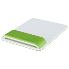 Leitz Egéralátét, csuklótámasszal, állítható, LEITZ  Ergo Wow , zöld asztali számítógép kellék