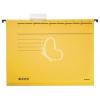 """Leitz Függőmappa, karton, A4, LEITZ, """"Alpha Standard"""", sárga"""