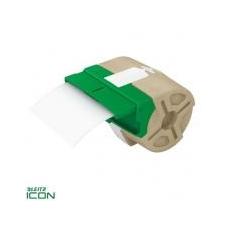 Leitz Icon folyamatos, műanyag, öntapadó, 88 mm x 10 m, fehér nyomtató kellék
