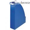 Leitz Iratpapucs, műanyag, 70 mm, LEITZ Plus, kék