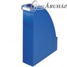Leitz Iratpapucs, műanyag, 70 mm, LEITZ Plus, kék irattartó