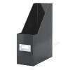 "Leitz Iratpapucs, PP/karton, 95 mm, lakkfényű, LEITZ ""Click&Store"", fekete (E60470095)"