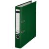 """Leitz Iratrendező, 52 mm, A4, PP/karton, élvédő sínnel,  """"180"""", zöld"""