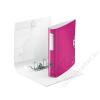 Leitz Iratrendező, 65 mm, A4, PP, LEITZ 180 Active Wow, rózsaszín (E11070023)