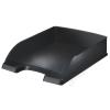 Leitz Irattálca, műanyag, LEITZ Style, szaténfekete (E52540094)