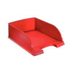 "Leitz Irattálca, műanyag,  ""Plus Jumbo"", piros irattálca"