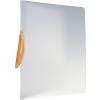 Leitz Klippmappa -41740045- NARANCS LEITZ COLOR CLIP MAGIC