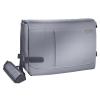 """Leitz Notebook táska, 15,6"""", LEITZ """"Complete Messenger"""", ezüst"""