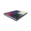 Leitz Spirálfüzet, A4, kockás, 80 lap, LEITZ Executive Project
