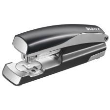 """Leitz Tűzőgép, 24/6, 26/6, 30 lap, LEITZ """"Nexxt Style"""", szaténfekete tűzőgép"""