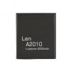 Lenovo A2010 / Lenovo B, Akkumulátor, 2000 mAh, LI-Polymer, BL253 kompatibilis