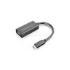 Lenovo Átalakító USB-C to VGA Adapter (4X90M42956)