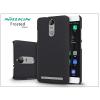 Lenovo K5 Note hátlap képernyővédő fóliával - Nillkin Frosted Shield - fekete