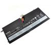 Lenovo ThinkPad X1 Carbon Series 3110 mAh 4 cella fekete notebook/laptop akku/akkumulátor gyári
