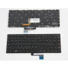 Lenovo Yoga 3 14 háttérvilágítással (backlit)  fekete magyar (HU) laptop/notebook billentyűzet