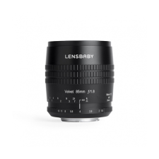 Lensbaby Velvet 85mm f/1.6 (Fuji X) objektív