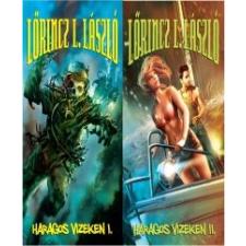 Leslie L. Lawrence Haragos vizeken I-II. regény