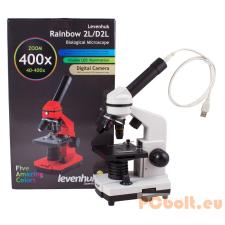Levenhuk Levenhuk Rainbow D2L 0.3M Digitális mikroszkóp - Moonstone (Holdkő) mikroszkóp