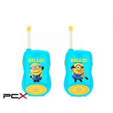 Lexibook universal despicable me walkie talkie walkie-talkie