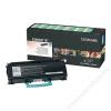 Lexmark 360H11E Lézertoner Optra E36x, 46x nyomtatókhoz, LEXMARK fekete, 9k (TOLOE460S)