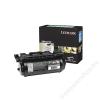 Lexmark 644A11E Lézertoner Optra X642e, 644, 646 nyomtatókhoz, LEXMARK fekete, 10k (TOLOX644S)