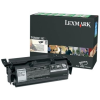 Lexmark 650H11E Lézertoner T650, 652, 654 nyomtatókhoz,  fekete, 25k (return)