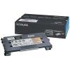 Lexmark C500 Toner Black. 2,5K C500S2KG (Eredeti)