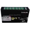 Lexmark C74x Nagy kapacitású festékkazetta, bíbor (C748H3MG)