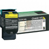 Lexmark Lexmark [C544] C544X1YG sárga eredeti toner