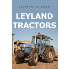 Leyland Tractors – Jonathan Whitlam idegen nyelvű könyv