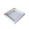 Leziter Klonberg 80x80 cm-es szögletes akril zuhanytálca