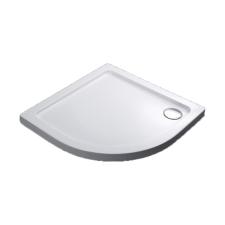 Leziter Modena Slim íves alacsony akril zuhanytálca 80x80x5,5 cm-es méretben kád, zuhanykabin
