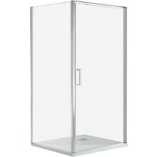 Leziter 'Swing nyílóajtós szögletes zuhanykabin' kád, zuhanykabin
