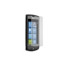 LG E900 Optimus 7 kijelző védőfólia* mobiltelefon előlap