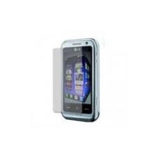 LG KM900 kijelző védőfólia* mobiltelefon előlap