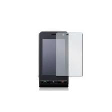 LG KU990 kijelző védőfólia* mobiltelefon előlap