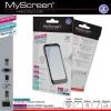 LG L90 D405, Kijelzővédő fólia - 2 db/csomag (Crystal/Antireflex)