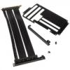 Lian Li O10-1 Riser kábel + PCI-Slot-Blende - fekete /O10-1/