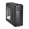 Lian Li PC-K5WX Midi-Tower - fekete ablakos (PC-K5WX)